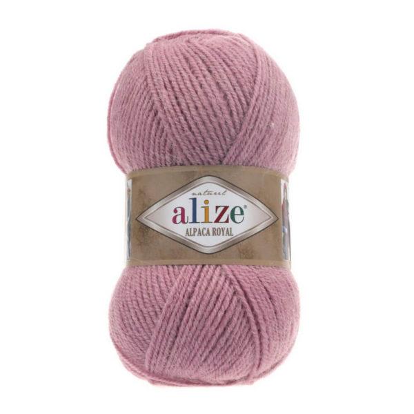Пряжа Alize Alpaca Royal-269 Розовый