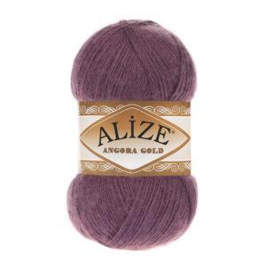 Пряжа Alize Angora Gold - 226 фиолетовый