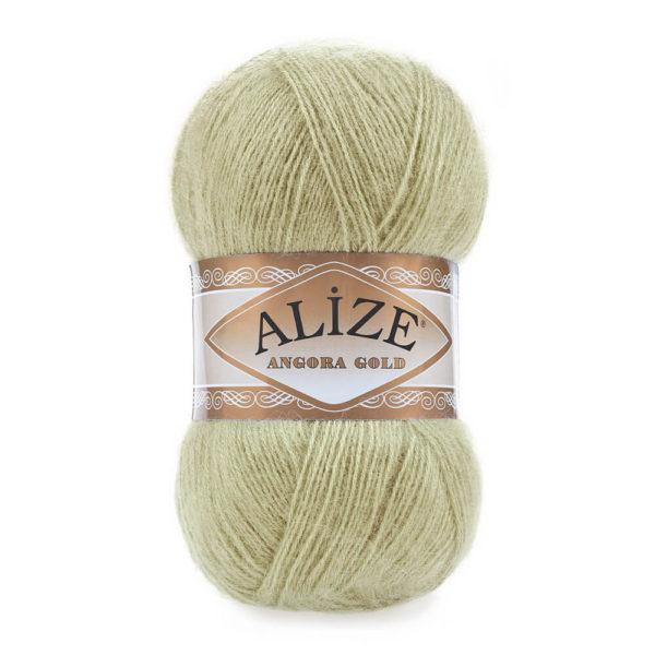 Пряжа Alize Angora Gold - 267 оливковый