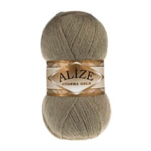 Пряжа Alize Angora Gold - 398 лавровый лист
